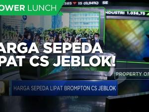 Harga Sepeda Anjlok & Jeff Bezos Borong Apartemen