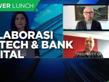 Kolaborasi Fintech & Bank Digital Salurkan Pembiayaan UMKM