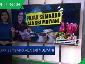 Pajak Sembako Ala Sri Mulyani