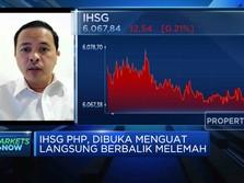 Pasar Nantikan FOMC Meeting, IHSG Masuk Fase Konsolidasi