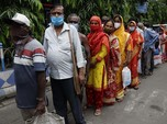 Tsunami Covid, Dua Pertiga Warga India Punya Antibodi Corona