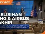 AS & Uni Eropa Sepakat Akhiri Perselisihan Boeing dan Airbus
