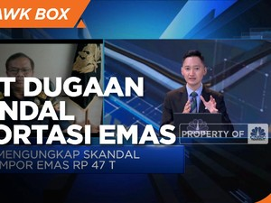 DJBC: Kami Siap Bantu DPR Usut Dugaan Skandal Importasi Emas