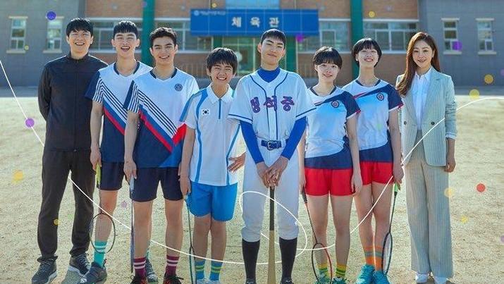 Drama Korea terbaru Rocket Boys. Ist