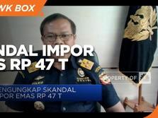 Jawaban DJBC Soal Tudingan Skandal Impor Emas Rp 47 Triliun