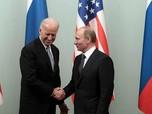 Mesra bak Dimabuk Cinta, Biden-Putin 'Empat Mata' di Swiss