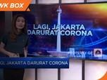 Lagi, Jakarta Darurat Corona