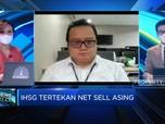 Pasar Nantikan Hasil FOMC Meeting, IHSG Ditutup Melemah