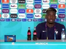 Viral! Paul Pogba Singkirkan Botol Bir Heineken