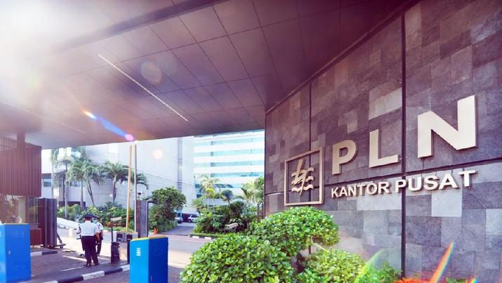 PLN Kantor Pusat. (Dok: PLN)