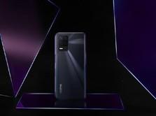 HP 5G Termurah? Intip Jeroan & Harga Realme 8 5G di RI