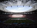 Lautan Manusia, Laga Hungaria vs Portugal Dipadati Penonton