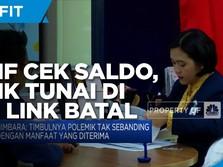Pengenaan Tarif Cek Saldo & Tarik Tunai ATM Link Dibatalkan