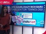 Toto Sugiri, Crazy Rich Baru Dari Sektor Teknologi