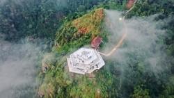Foto: Tumpeng Menoreh, Wisata Alam Populer Baru di Magelang