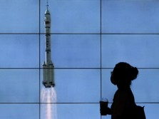 Prestise Besar China, Kala 3 Astronaut Dikirim ke Antariksa