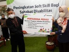 Tingkatkan Komitmen ESG, Pertamina Perkuat CSR di 4 Pilar