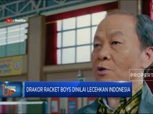 Drakor Racket Boys Dinilai Lecehkan Indonesia