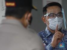 Ridwan Kamil Tak Happy dengan Vaksinasi di Jabar, Kenapa?