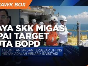 Investasi Jadi Tantangan SKK Migas Capai Target 1 Juta BOPD
