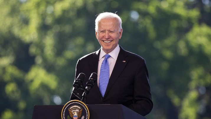 Joe Biden (AP/Peter Klaunzer)