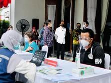 Warga Jakarta Utara, Ini Lokasi Vaksinasi Covid & Syaratnya
