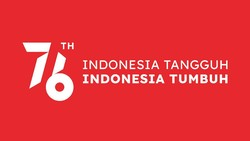 Ini Makna Tema HUT Ke-76 RI Indonesia Tangguh Indonesia Tumbuh