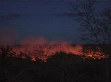 Sadis! Pasukan Junta Myanmar Bakar Desa, 2 Tewas Terbakar