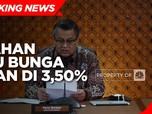 Perkuat Pemulihan, BI Tahan Suku Bunga Acuan di 3,50%