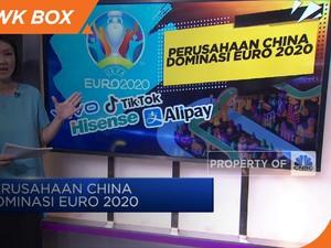 Perusahaan China Dominasi Euro 2020