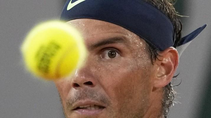 Rafael Nadal (AP/Christophe Ena)