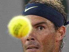 Resmi! Rafael Nadal Putuskan Absen di Wimbledon & Olimpiade