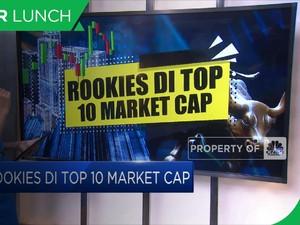 Rookies di Top 10 Market Cap