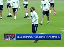 Sergio Ramos Resmi Keluar Dari Real Madrid