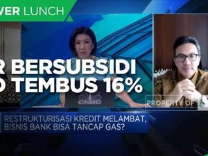 Terdampak Guyuran Stimulus, KPR Bersubsidi BPD Tembus 16%