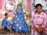 Heboh Pernikahan Hello Kitty di RI, Viral Sampai Luar Negeri