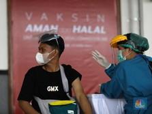 Epidemiolog: RI Jangan Tergantung Pada 1 Jenis Vaksin