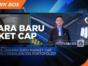 Ada Jawara Baru Market Cap, Saatnya Maksimalkan Rebalancing