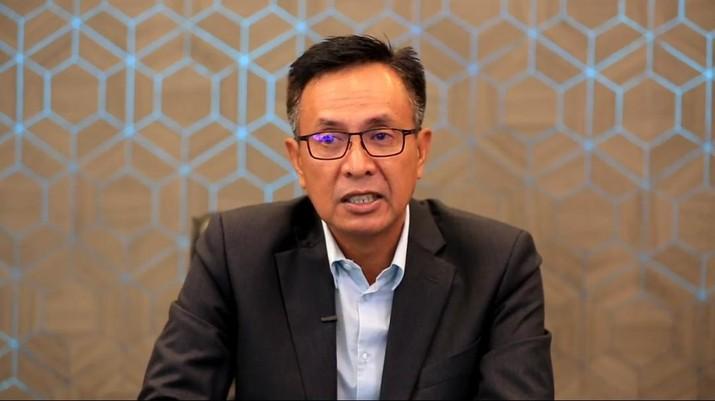 Direktur Bisnis Kecil dan Menengah BRI Amam Sukriyanto