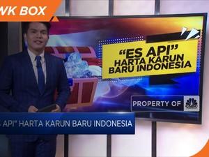 Es Api, Harta Karun Baru Indonesia