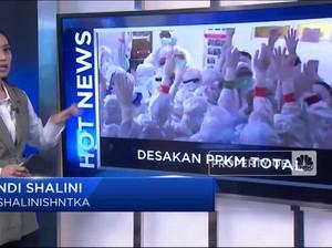 Hot News: PPKM Total Hingga Cicilan Utang Pabrik Tekstil