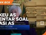 Inflasi AS Melonjak, Ini Komentar Janet Yellen