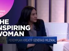 Mengenal Figur Milenial Kreatif, Putri Tanjung