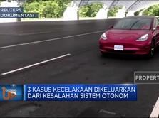 Regulator AS Buka 30 Investigasi Kecelakaan Tesla