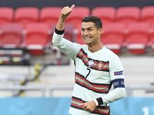 Deal! Cristiano Ronaldo 'Pulang Kampung' ke Manchester United