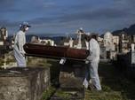 Kala RI Tertinggi Kasus Baru Corona, Kalahkan India-Brasil