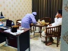 Ketua MUI KH Cholil Nafis Positif Terjangkit Covid-19