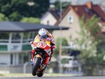 Wusss! Marc Marquez Juara MotoGP Jerman 2021