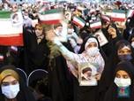 Salip RI, Kasus Positif Covid-19 di Iran Menggila