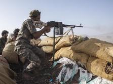 Porak-Poranda! Penampakan Pertempuran Sengit di Yaman